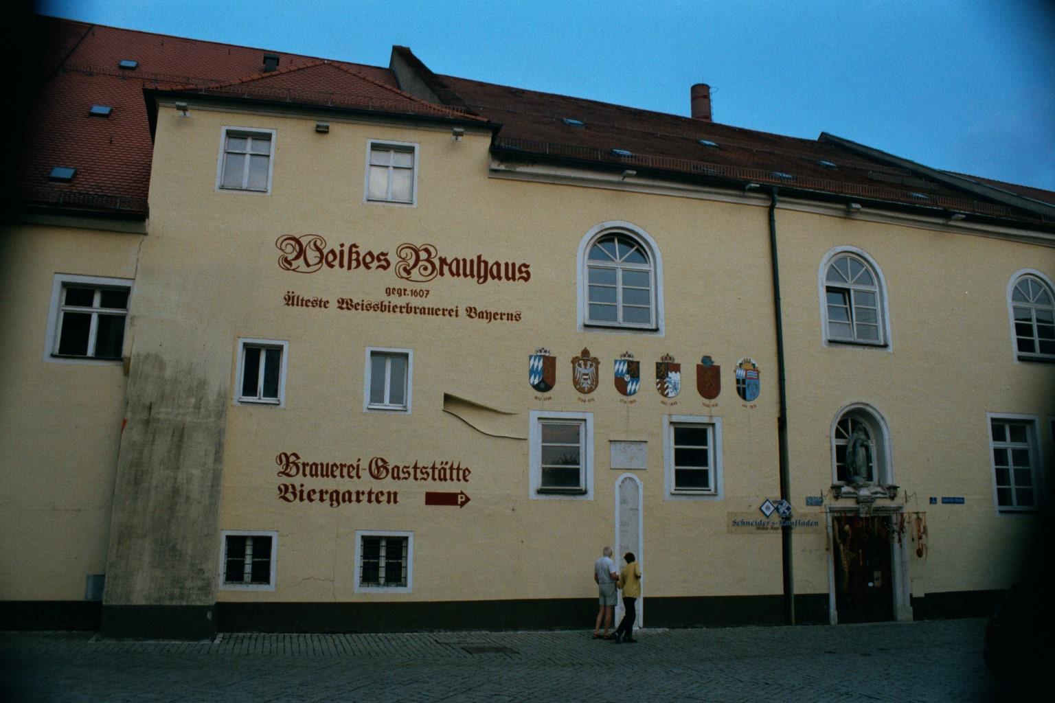 Schneider Brauerei Kelheim