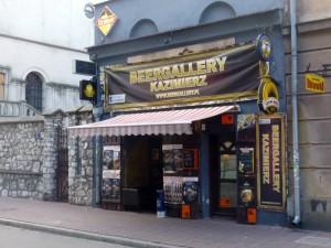 Beer Gallery Kazimierz Bier-Traveller (1)
