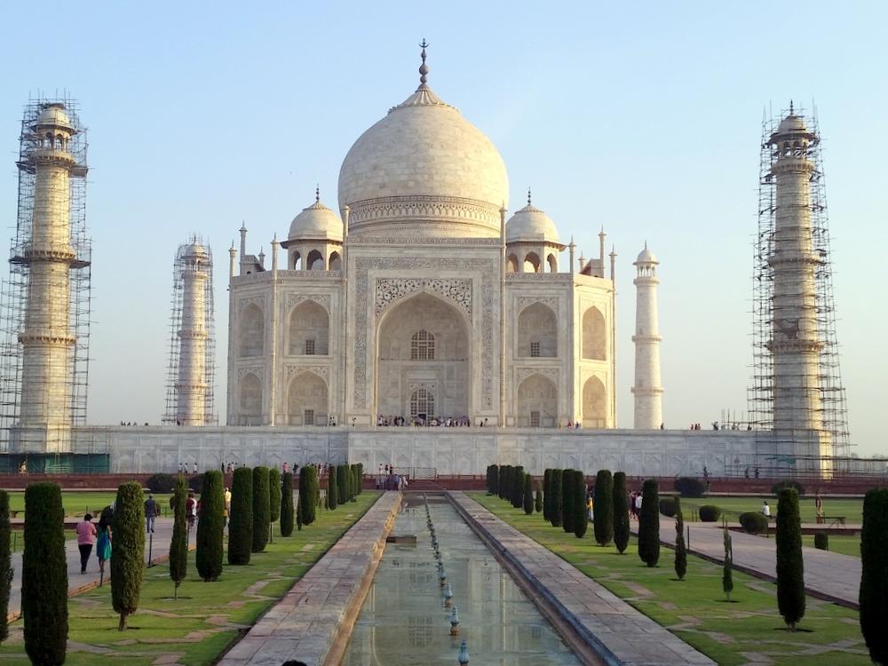 Agra Taj Mahal Bier-Traveller.com