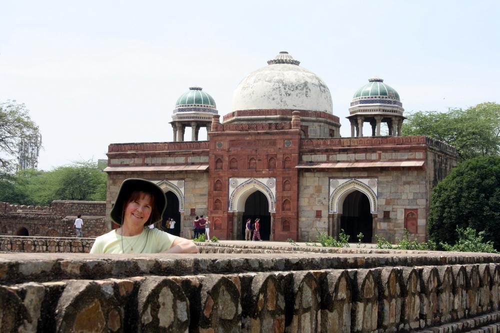 Bier-Traveller.com Humayun's Tomb (29)