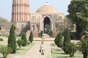 Bier-Traveller.com Qutub Minar Delhi (44)