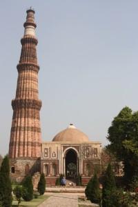 Bier-Traveller.com Qutub Minar Delhi (46)