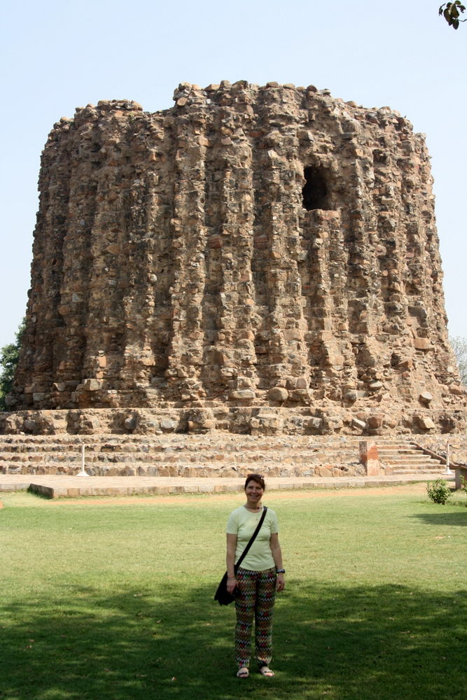 Bier-Traveller.com Qutub Minar Delhi (65)