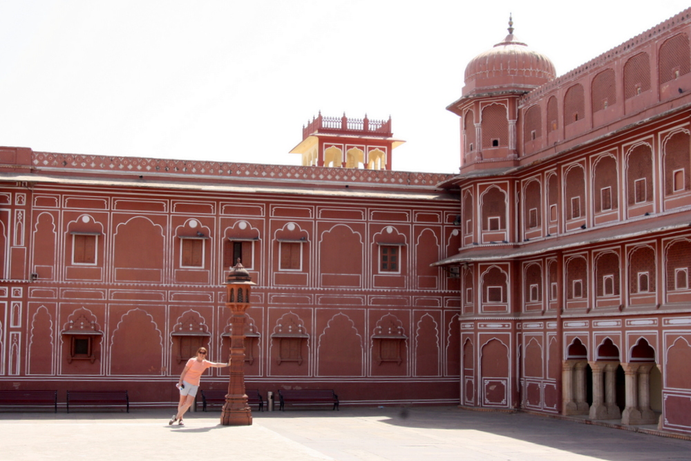 Jaipur City Palace Bier-Traveller (11)