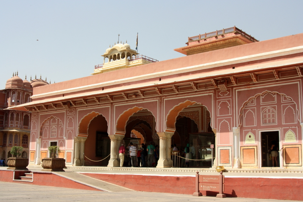 Jaipur City Palace Bier-Traveller (15)