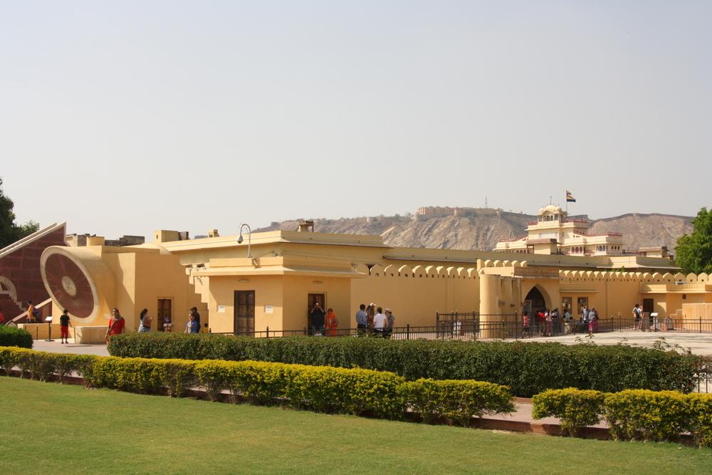 Jaipur Observatory Bier-Traveller (4)