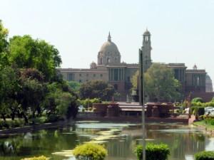 New Delhi Government Buildings Bier-Traveller (1)