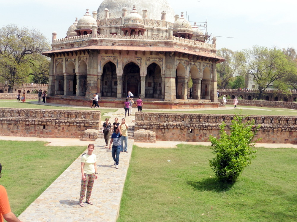 New Delhi Humayun's Tomb Bier-TRaveller (3)