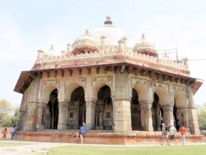 New Delhi Humayun's Tomb Bier-Traveller (12)
