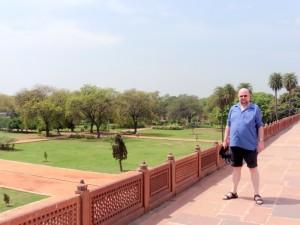 New Delhi Humayun's Tomb Bier-Traveller (5)
