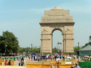 New Delhi India Gate Bier-Traveller (3)