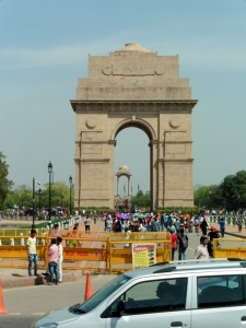 New Delhi India Gate Bier-Traveller (4)