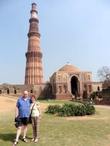 New Delhi Qutab Minar Bier-Traveller (14)