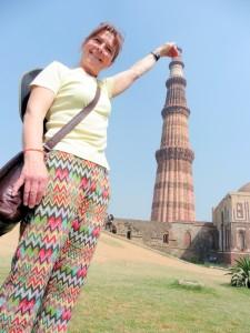 New Delhi Qutab Minar Bier-Traveller (17)