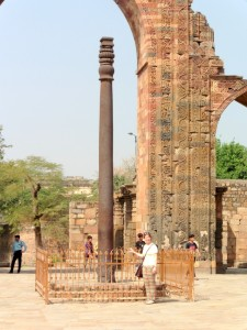 New Delhi Qutab Minar Bier-Traveller (26)