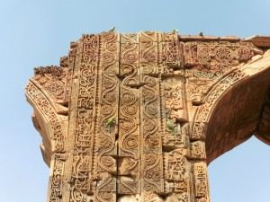 New Delhi Qutab Minar Bier-Traveller (5)