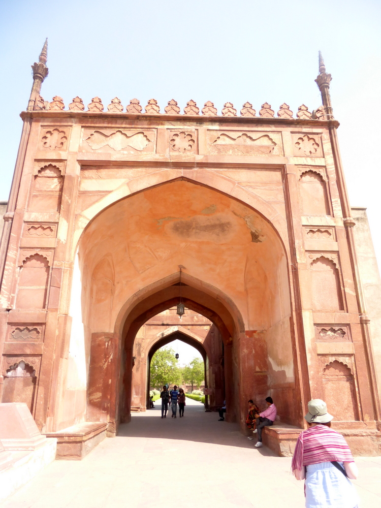 Agra Fort Bier-Traveller (73)