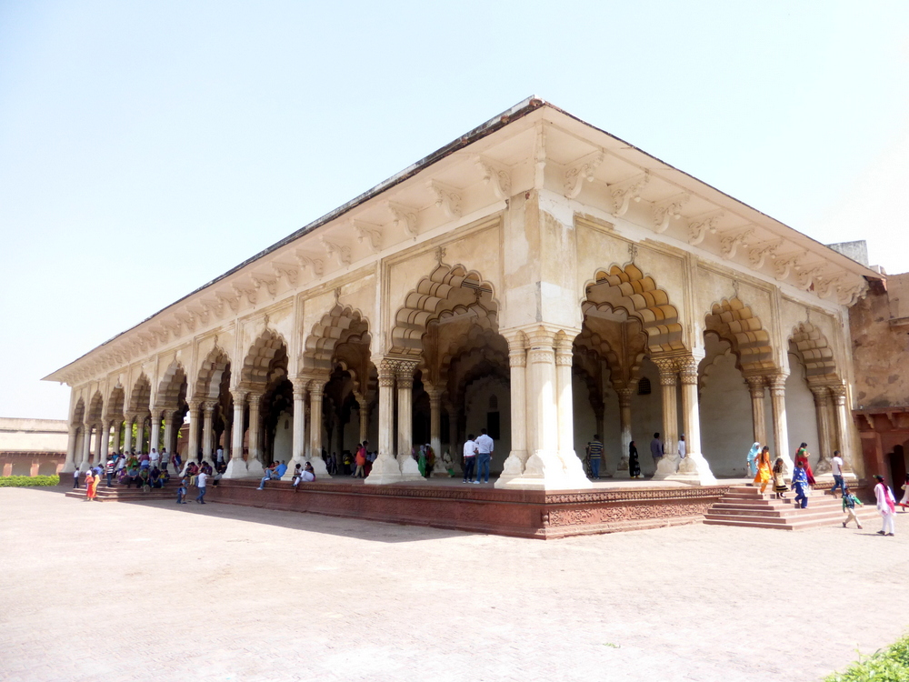 Agra Fort Bier-Traveller (94)