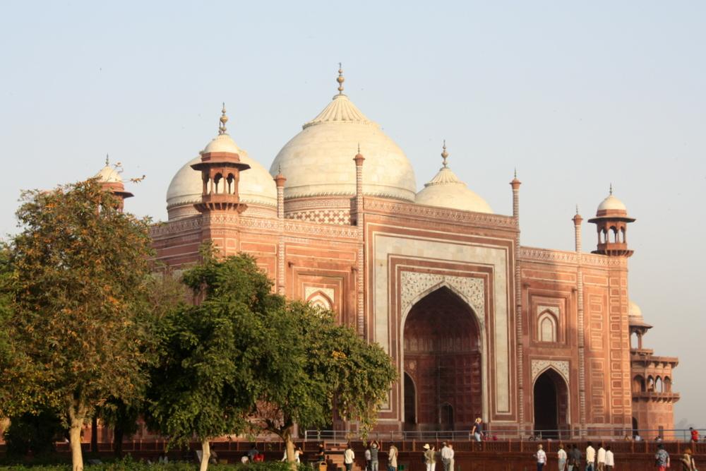 Agra Taj Mahal Bier-Traveller (35)