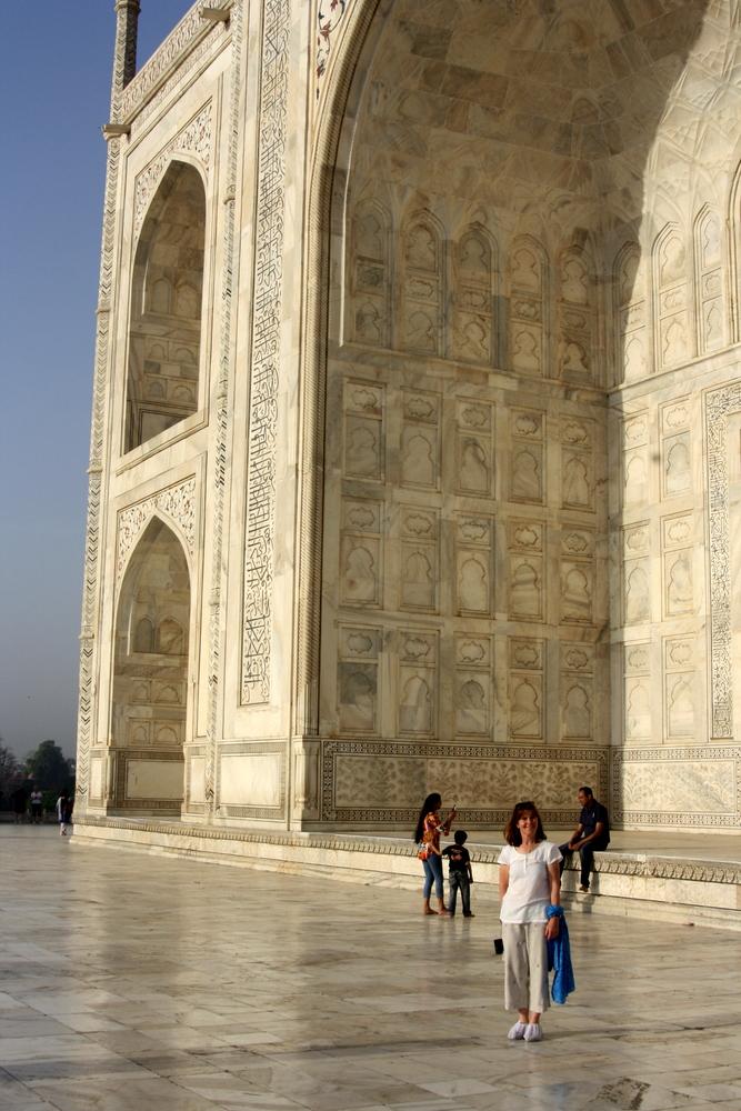 Agra Taj Mahal Bier-Traveller (42)