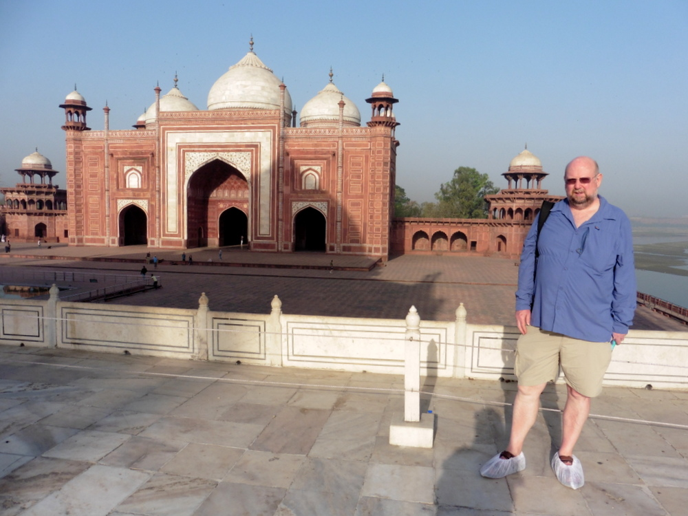 Agra Taj Mahal Bier-Traveller (77)