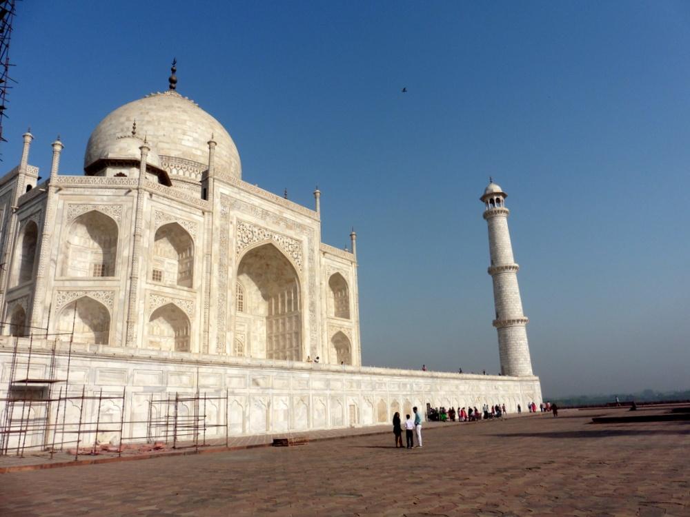 Agra Taj Mahal Bier-Traveller (80)