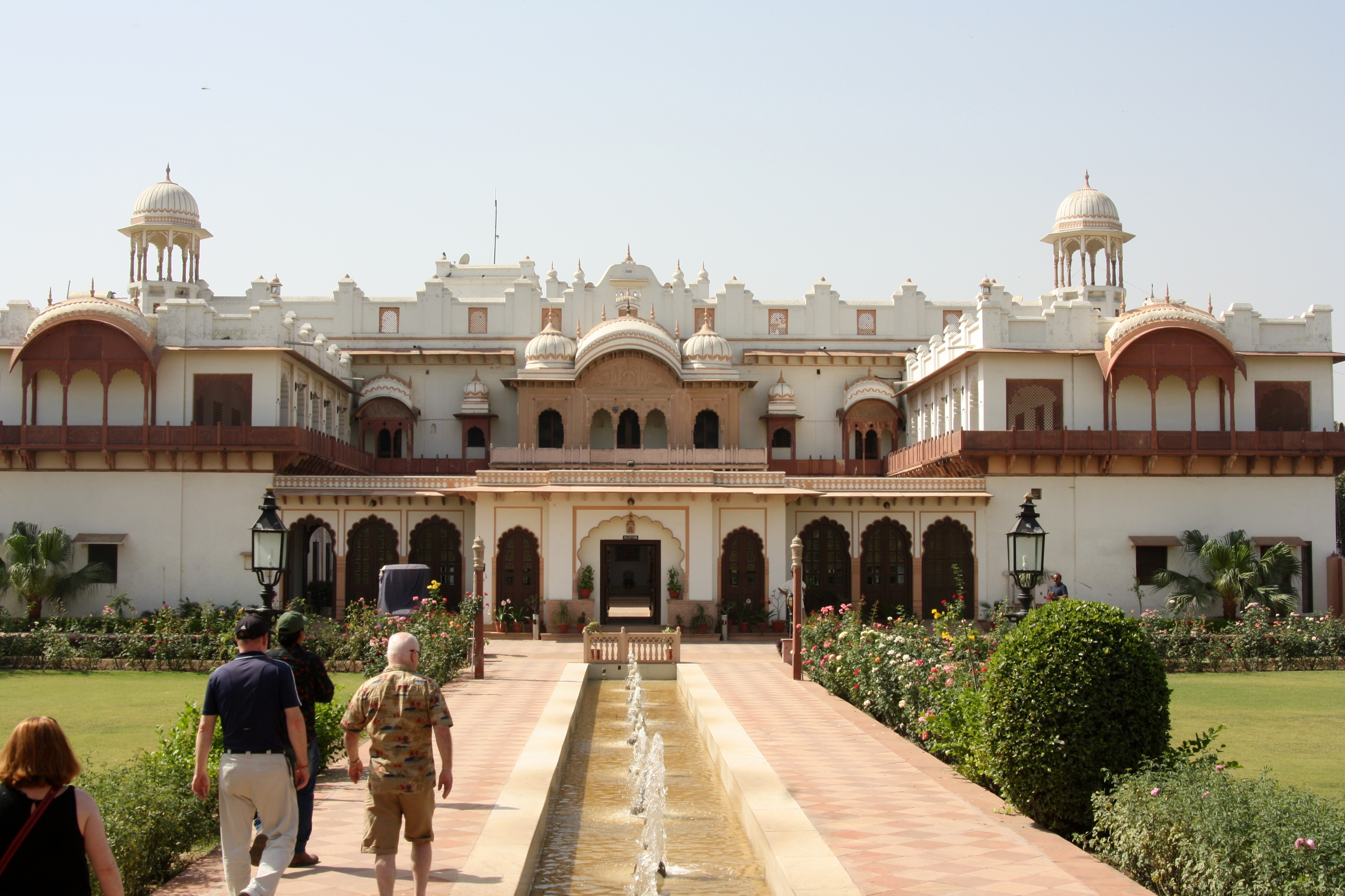 Bharatpur Laxmi Vilas Palace (1)
