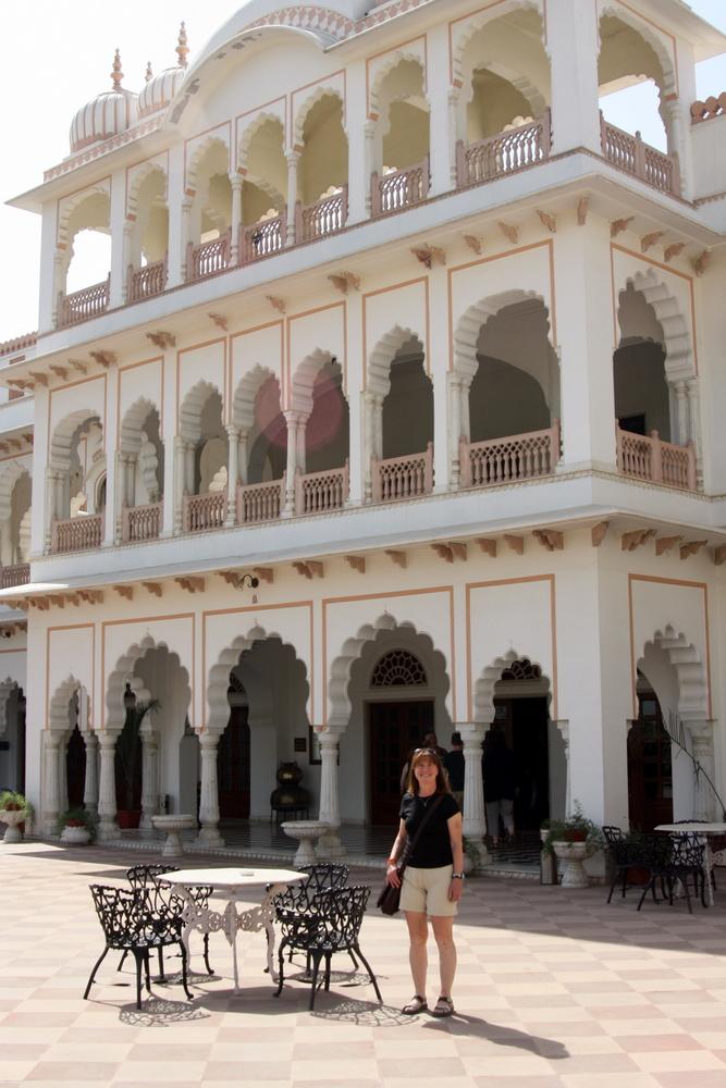 Bharatpur Laxmi Vilas Palace Curry-Heute (4)
