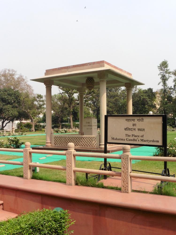 Delhi Gandhi House Bier-Traveller (8)