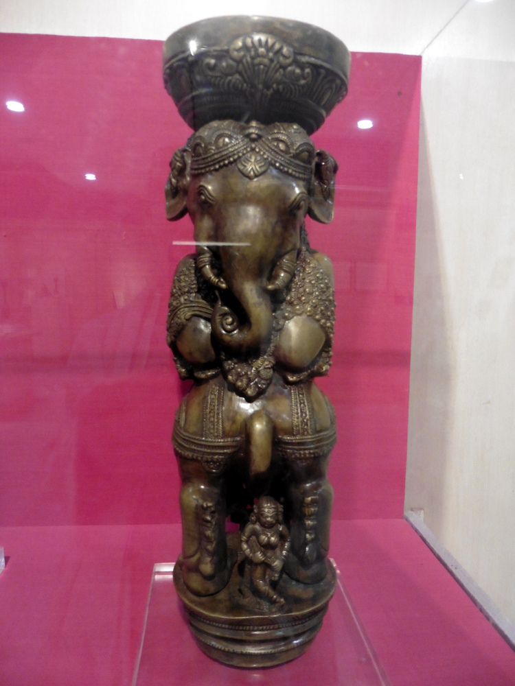 Delhi National Museum Bier-Traveller (12)