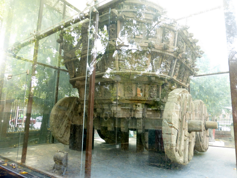 Delhi National Museum Bier-Traveller.com