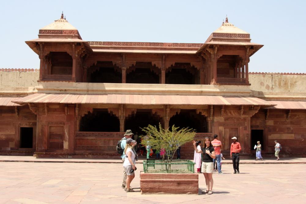 Fatehpur Sikri Bier-Traveller (5)