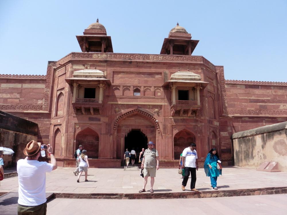 Fatehpur Sikri X Bier-Traveller (1)