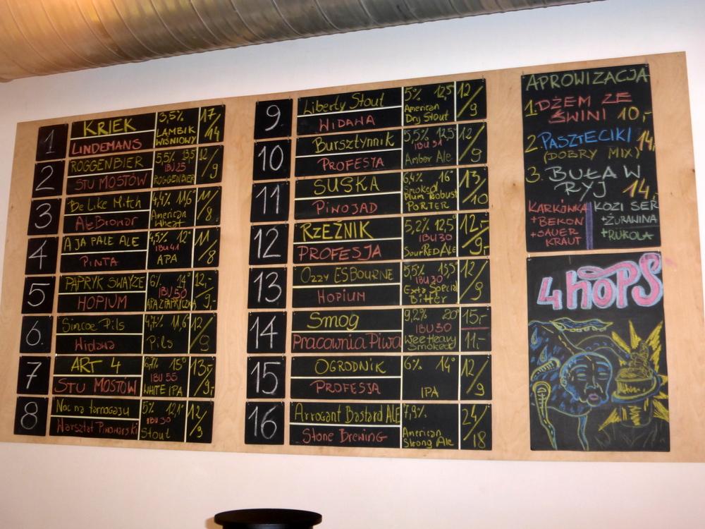 Wroclaw 4 Hops Bier-Traveller (3)