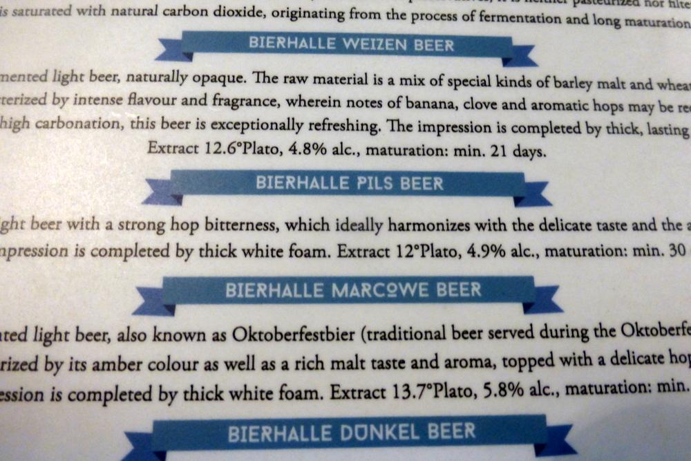 Wroclaw Bierhalle Bier-Traveller (2)