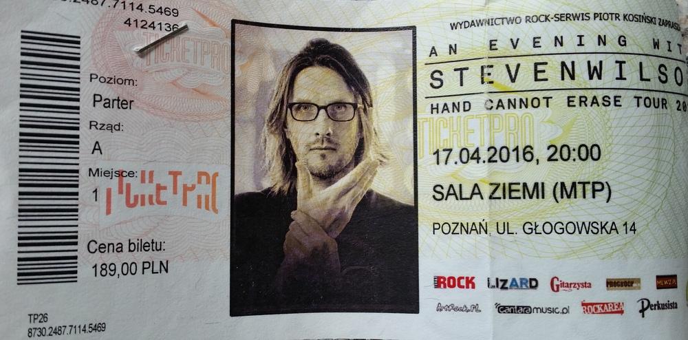 Steven Wilson Poznan Bier-Traveller.com