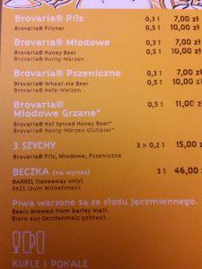 Brovaria Poznan Bier-Traveller (1)