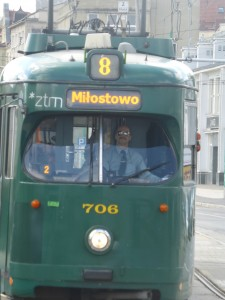 Tram 8 to Malta Lake Bier-Traveller.com