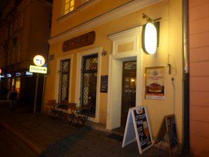 Poznan Kriek Belgian Pub & Cafe Bier-Traveller (1)