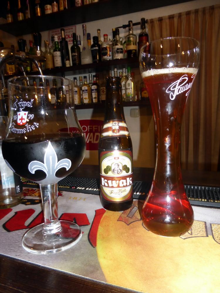 Poznan Kriek Belgian Pub & Cafe Bier-Traveller (2)