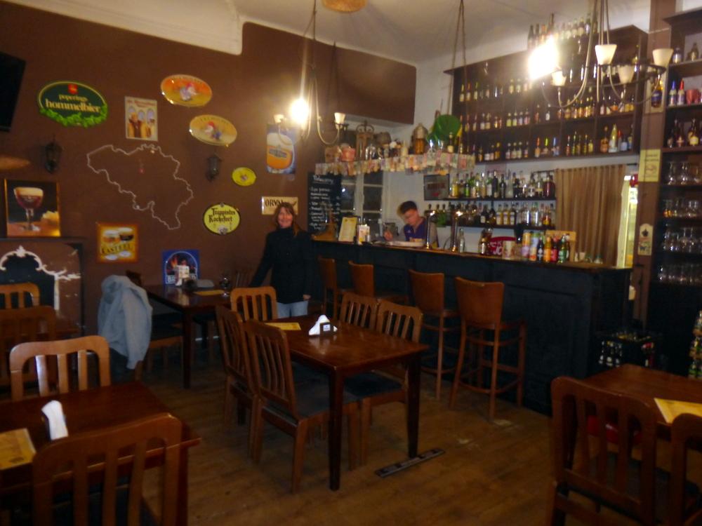 Poznan Kriek Belgian Pub & Cafe Bier-Traveller (3)