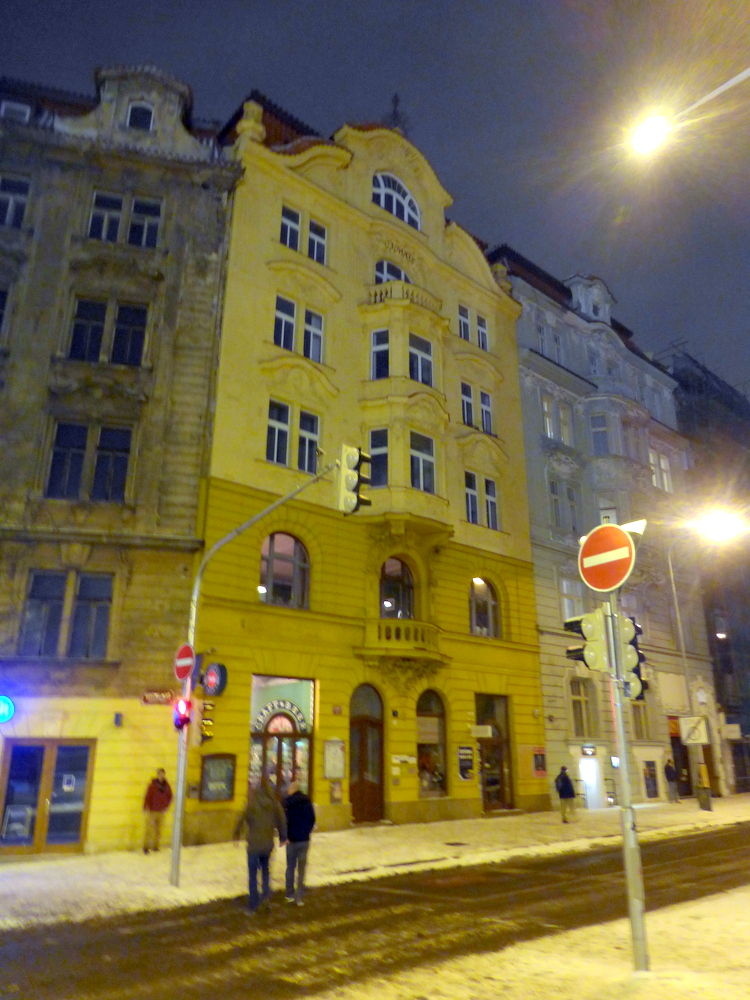 1168e40d9 This has to be one of the outstanding venues for Pivo in Praha. With twenty  one Taps selling a variety of Biers from Czechia, some from Deutschland, ...