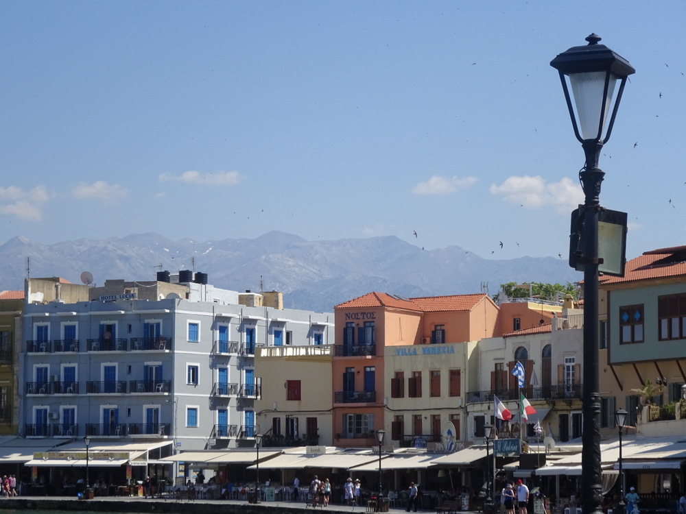 blue bell chania